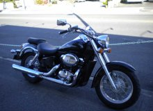 чоппер HONDA SHADOW 400