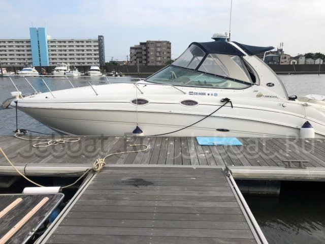 катер SEARAY 315 sundancer 2004 г.