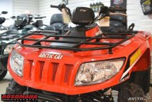 квадроцикл ARCTIC CAT TRV 500 I OS RED