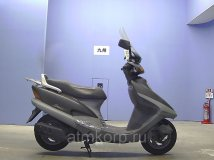 скутер HONDA SPACY 125