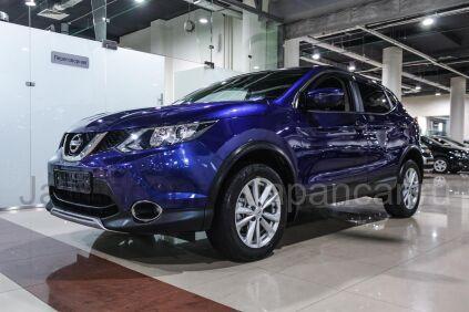 Nissan Qashqai 2016 года в Москве