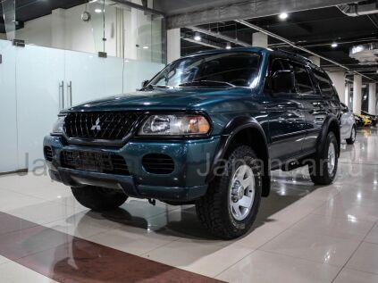 Mitsubishi Montero Sport 2003 года в Москве