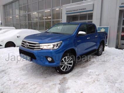 Toyota Hilux 2017 года в Москве