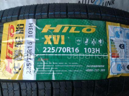 Летниe шины Hilo Xv1 225/70 16 дюймов новые в Улан-Удэ