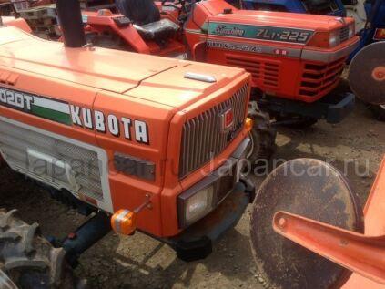Трактор колесный KUBOTA L2602DT 2008 года во Владивостоке