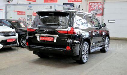 Lexus LX 2017 года в Хабаровске