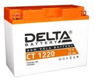 Аккумулятор СТ1220 МТ12-20 YTX2424HL-BS 20 а/ч 204х91х159 св кисл герм Delta