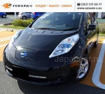 Nissan Leaf 2014 года в Новосибирске