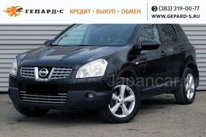 Nissan Qashqai 2009 года в Новосибирске