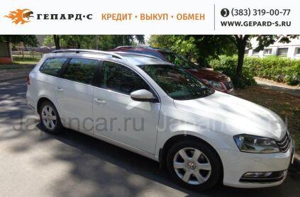 Volkswagen Passat 2011 года в Новосибирске