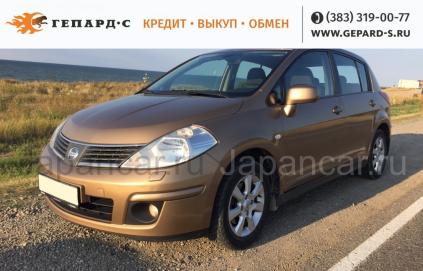 Nissan Tiida 2008 года в Новосибирске