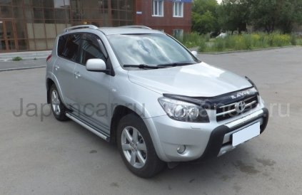Toyota RAV4 2007 года в Новосибирске