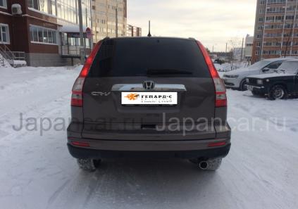 Honda CR-V 2012 года в Новосибирске