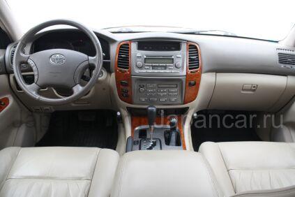Toyota Land Cruiser 2006 года в Новосибирске