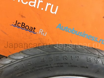 Летниe шины Haida Racing hd921 215/45Z 17 дюймов б/у во Владивостоке