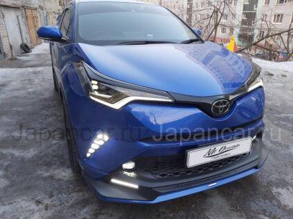Реснички на Toyota C-HR во Владивостоке