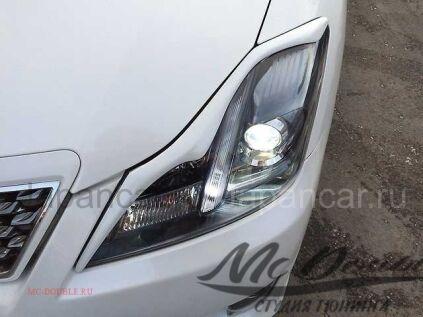 Накладки на фары на Toyota Crown во Владивостоке