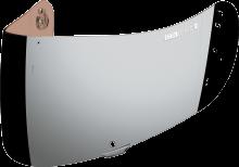 Визор Optics для шлема Icon серебряный зеркальный (Airmada, Airframe Pro, Airform)