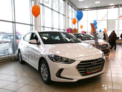 Hyundai Elantra в Санкт-Петербурге