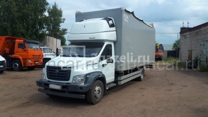 Грузовик ГАЗ C41 NEXT 2019 года в Казани