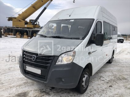 Автобус ГАЗ A65 NEXT 2018 года во Владивостоке