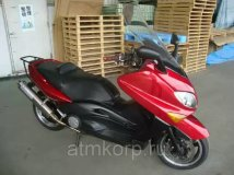 макси-скутер YAMAHA T-MAX