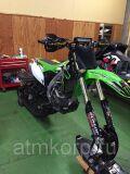 снегоход KAWASAKI KX450 SNOW мотоцикл купить по цене 1204170 р. в Москве