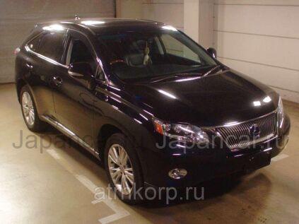 Lexus RX450H 2012 года в Екатеринбурге
