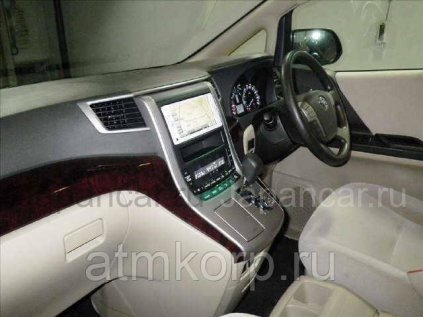 Микрогрузовик Toyota ALPHARD в Екатеринбурге