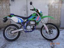 мотоцикл KAWASAKI KLX 250SR купить по цене 135000 р. в Уссурийске