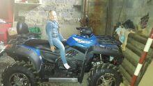 квадроцикл CFMOTO X-6
