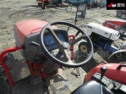 Трактор колесный YANMAR AF22 2010 года во Владивостоке