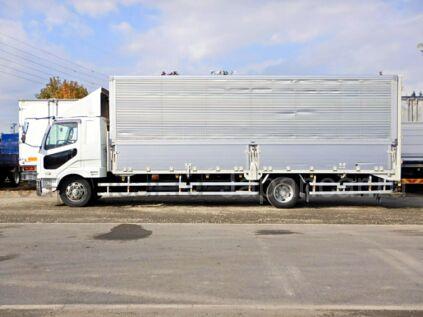 Фургон MITSUBISHI FIGHTER 2008 года во Владивостоке