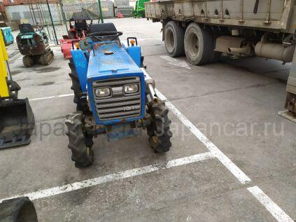 Трактор колесный ISEKI TU1600 1996 года в Красноярске