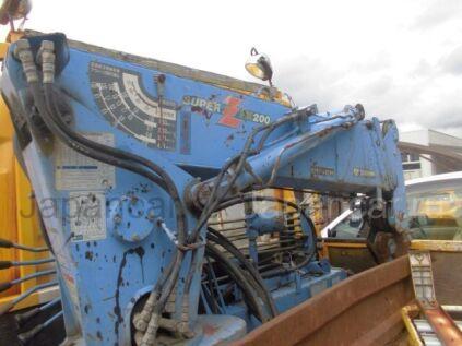Крановая установка TADANO 200 в Новокузнецке