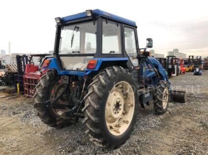 Трактор колесный ISEKI T8020F во Владивостоке
