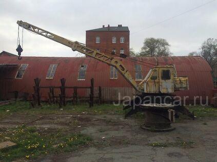 Крановая установка 8Т-210 во Владивостоке