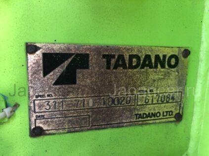 Крановая установка TADANO 363 во Владивостоке