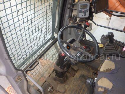 Экскаватор колесный Hitachi ZX350W 2007 года во Владивостоке
