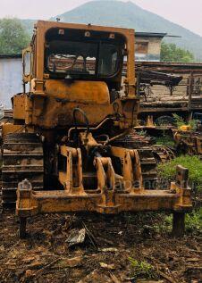 Бульдозер KOMATSU D 65 1986 года в Дальнегорске