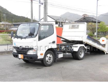 Самосвал Hino DUTRO 2015 года в Японии