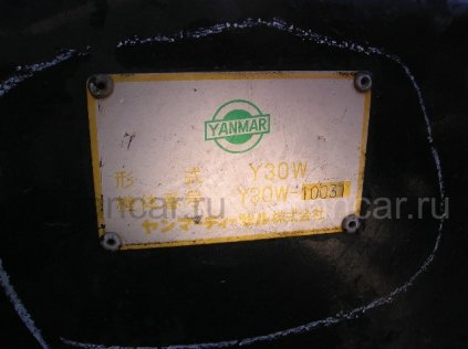 Погрузчик YANMAR Y30W 1990 года во Владивостоке