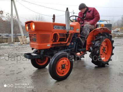 Трактор колесный KUBOTA L1501 во Владивостоке