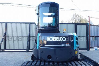 Экскаватор мини KOBELCO SK40SR-5 2012 года во Владивостоке