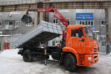 Самосвал КамАЗ 43253 2020 года в Нижнем Новгороде