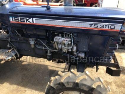 Трактор колесный ISEKI TS3110F во Владивостоке