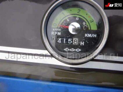 Трактор колесный Iseki TRACTOR HEAD 4WD TM15F во Владивостоке