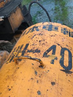 Гидромолот NIPPON SHARYO NH-40 в Большом Камне