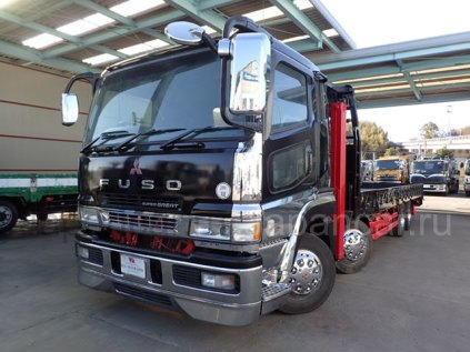 Экскаватор MITSUBISHI FUSO SUPER GREAT HIGH JACK SELF 3 S 2001 года во Владивостоке