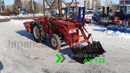 Трактор колесный YANMAR FX265 2004 года в Красноярске